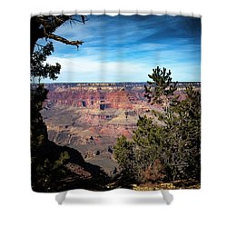 Shower Curtain featuring the photograph Grand Canyon, Arizona Usa by James Bethanis