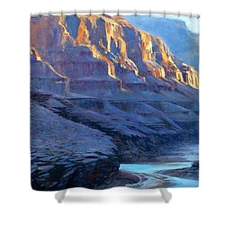 Grand Canyon Dawns Shower Curtain