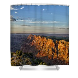 Shower Curtain featuring the photograph Grand Canyon Daze by Tom Kelly