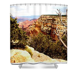Grand Canyon National Park, Arizona Shower Curtain