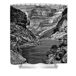 Grand Canyon Vista Shower Curtain