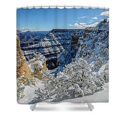 Grand Cayon Shower Curtain