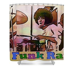 Grand Funk Railroad Collection - 1 Shower Curtain