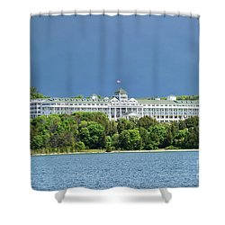 Grand Hotel Shower Curtain