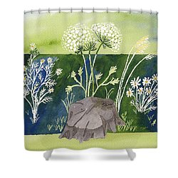 Grand Ladies Of The Field Shower Curtain
