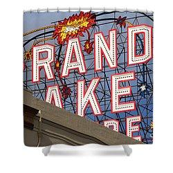 Grand Lake Theatre . Oakland California . 7d13495 Shower Curtain