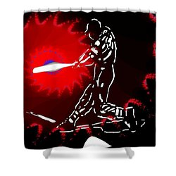 Grand Salami 2 Shower Curtain