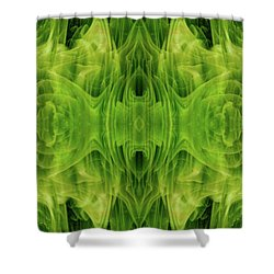 Grand Symphony Shower Curtain
