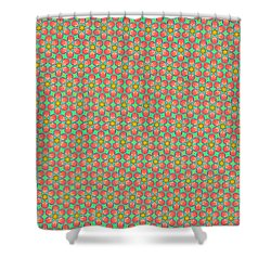 Grandma's Flowers Shower Curtain