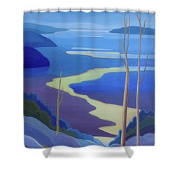 Grandview Shower Curtain