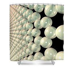 Graphene 6 Shower Curtain