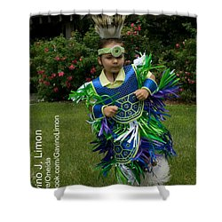 Grass Dancer Shower Curtain