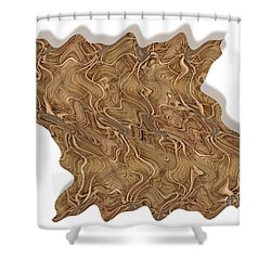Grass Works Shower Curtain