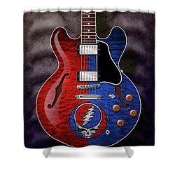 Grateful 335 Shower Curtain