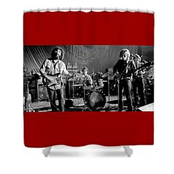 Grateful Dead In Concert - San Francisco 1969 Shower Curtain