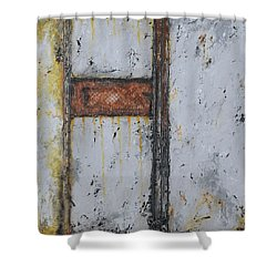 Gray Matters 12 Shower Curtain