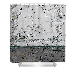 Gray Matters 3 Shower Curtain