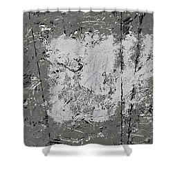 Gray Matters 7 Shower Curtain