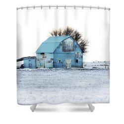 Shower Curtain featuring the photograph Grays by Julie Hamilton