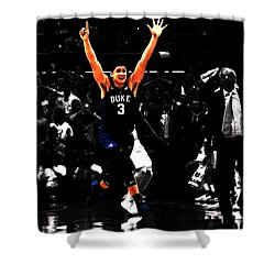 Grayson Allen Shower Curtain