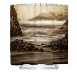 Great Escape Shower Curtain