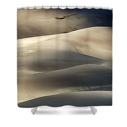 Great Sand Dunes National Park V Shower Curtain