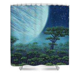 Great Tree 01 Shower Curtain