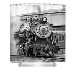 Great Western 90 Shower Curtain