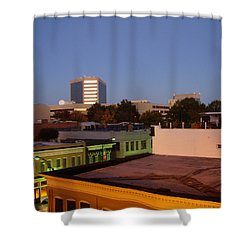 Greenville Shower Curtain by Flavia Westerwelle