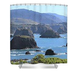 Greenwood Vista Shower Curtain