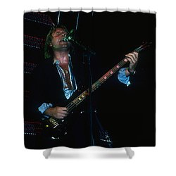 Greg Lake Of Elp Shower Curtain