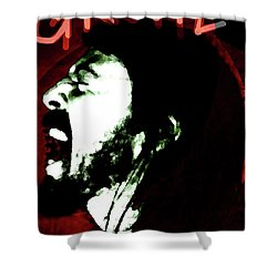 Grohl  Shower Curtain