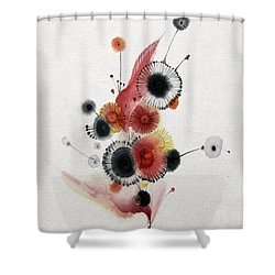Growing 14030090fy Shower Curtain
