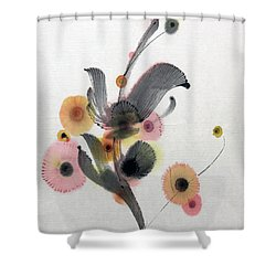 Growing 14030093fy Shower Curtain