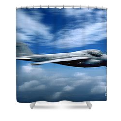 Flight Of The Intruder, Grumman A-6 Shower Curtain