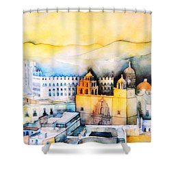 Guanajuato-mexico Shower Curtain
