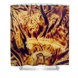 Guess What ? Shower Curtain