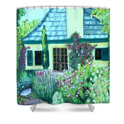 Guest Cottage Shower Curtain