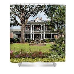 Guignard Mansion Shower Curtain