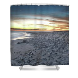 Shower Curtain featuring the photograph Gulf Island National Seashore by Renee Hardison