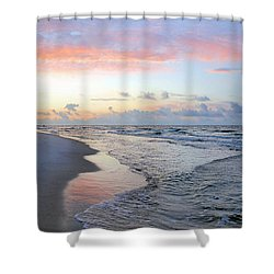 Gulf Shore Shower Curtain