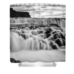 Gullfoss Shower Curtain
