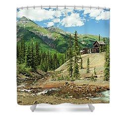 Gustan Mine Shower Curtain