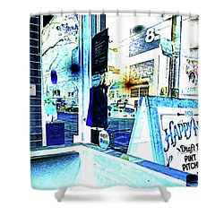 Haight Street San Francisco From 1428 Shower Curtain