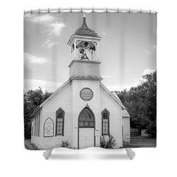 Hailey Church Shower Curtain