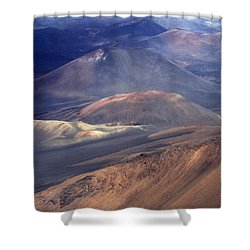 Haleakala, Maui I Shower Curtain