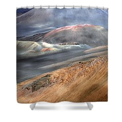 Haleakala, Maui II Shower Curtain