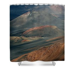 Haleakala, Maui IIi Shower Curtain