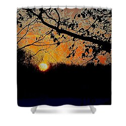 Hallows Eve Shower Curtain