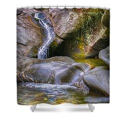 Hamilton Falls Shower Curtain